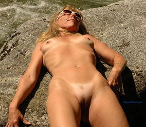Bdsm outdoor voyeur shaved