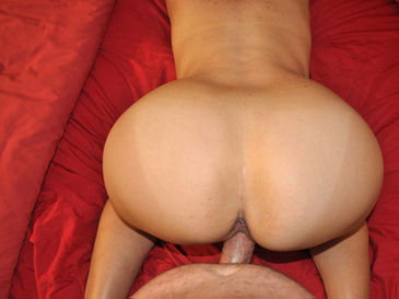 Think, that doggystyle pov from behind wife that interfere
